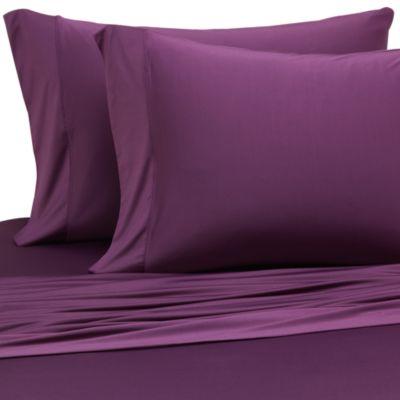 SHEEX® Standard Performance Pillowcase (Set of 2) in Plum
