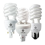 OttLite® High Definition CFL Swirl Bulbs
