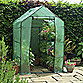 Gardman Walk- in Greenhouse with Shelving