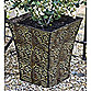 Gardman Heritage Pressed Metal Planter