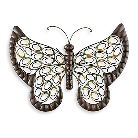 Gardman Butterfly Wall Art