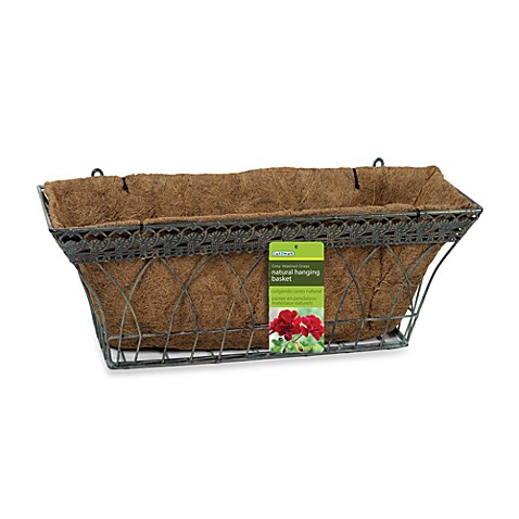 Gardman Victorian Copper 24-Inch Wall Trough