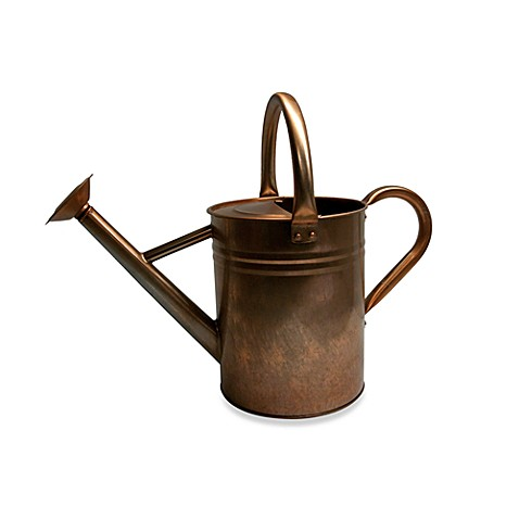 Gardman 2-Gallon Copper Finish Watering Can