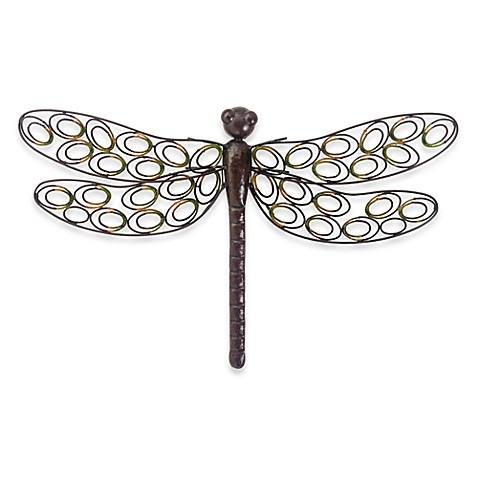 Gardman Dragonfly Wall Art