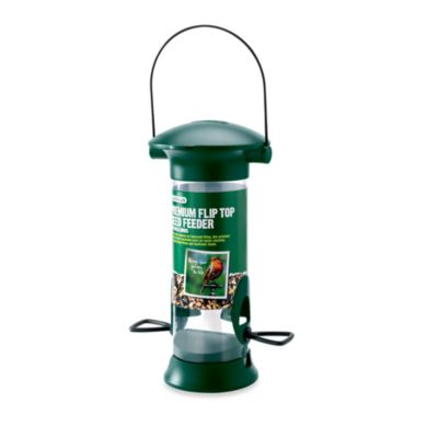 Gardman Premium Small Flip Top Feeder in 10-Inch H