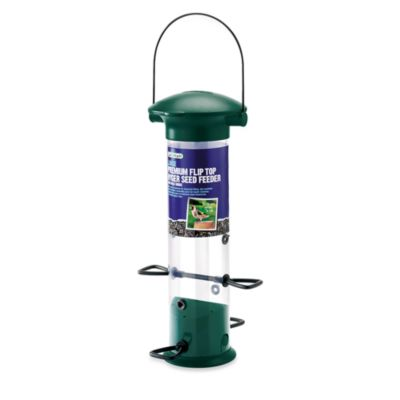 Gardman Premium Large Nyjer® Flip Top Feeder in 12-Inch H