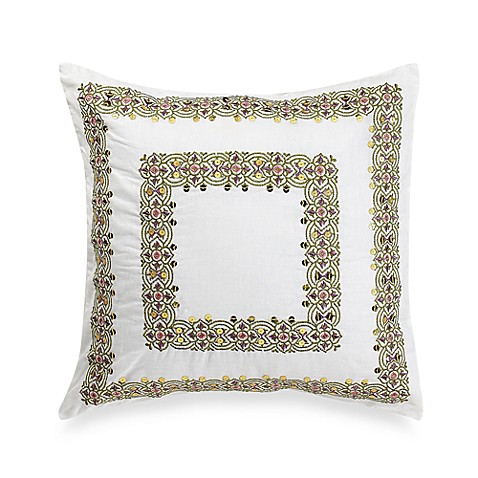 Steve Madden Morgan 16-Inch Square Toss Pillow
