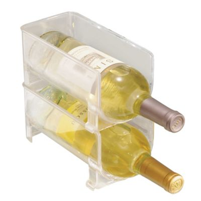 InterDesign® Fridge Binz™ Stackable Wine Rack