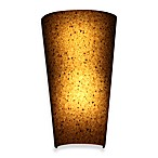 It's Exciting™ Battery Powered LED Granite Finish Wall Sconce