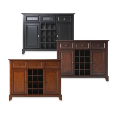 Crosley Newport Buffet Server/Sideboard Cabinet
