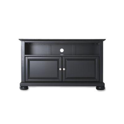 Crosley Alexandria 42-Inch TV Stand in Black