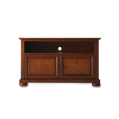 Crosley Alexandria 42-Inch TV Stand in Cherry