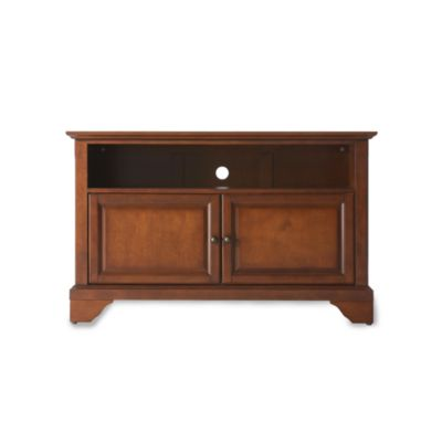 Crosley LaFayette 42-Inch TV Stand in Cherry