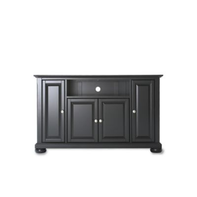 Crosley Alexandria 48-Inch TV Stand in Black