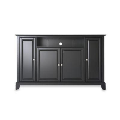 Crosley LaFayette 60-Inch TV Stand in Black