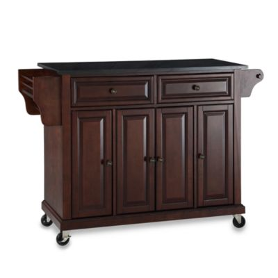 Granite Top Kitchen Carts