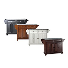 Crosley Cambridge Granite Top Kitchen Island