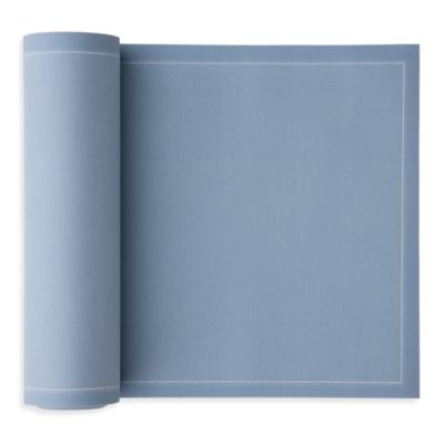 Blue Cocktail Napkins