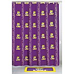 Louisana State University 71-Inch x 71-Inch Shower Curtain