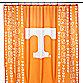 University of Tennessee 71-Inch x 71-Inch Shower Curtain
