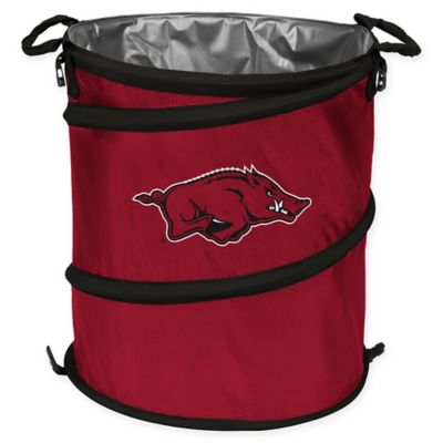 University of Arkansas 3-in-1 Trash Can/Cooler