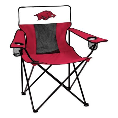 University of Arkansas Elite Folding Chair