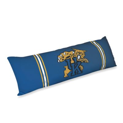 Collegiate Body Pillowcase in University of Kentucky