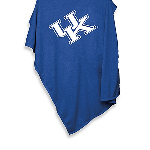 University of Kentucky 54-Inch x 84-Inch Sweatshirt Throw Blanket