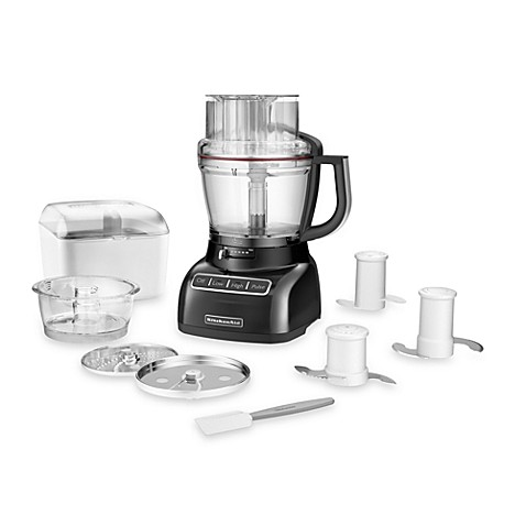 KitchenAid® 13- Cup Food Processor in Black