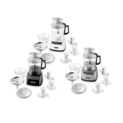 9 Cup Food Processor in Black
