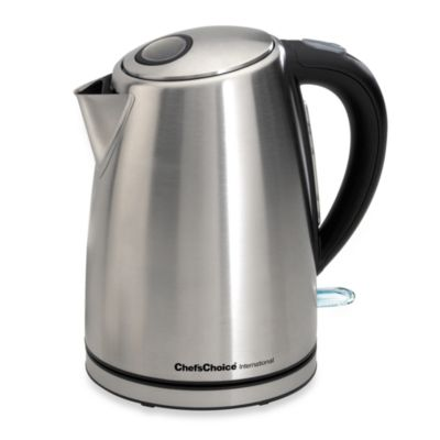 Chef's Choice® International M681 Electric 1 3/4-Quart Kettle