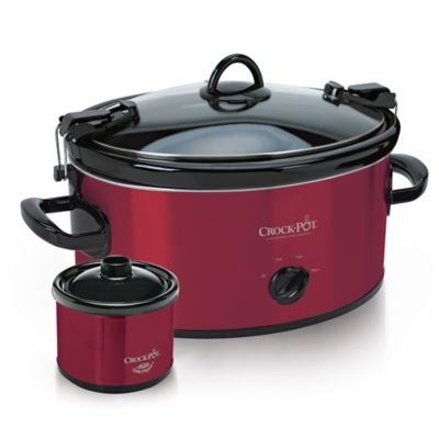 6-Quart Cook Carry Slow Cooker