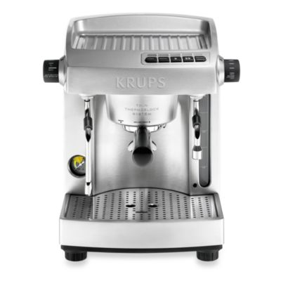 Krups® 16 Bar Pump Espresso Machine
