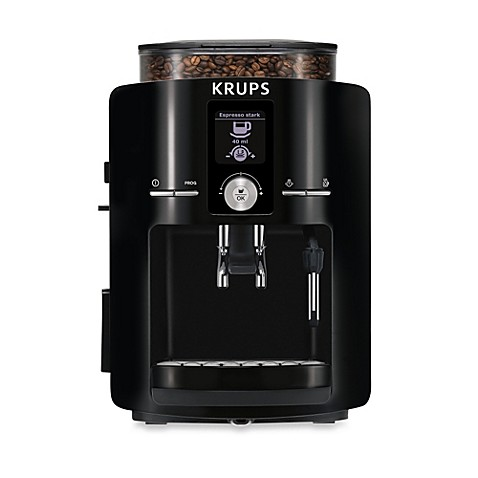 bed bath and beyond espresso machine