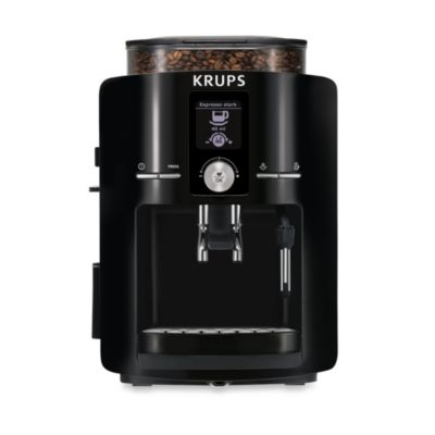 Coffee Makers Sold At Bed Bath And Beyond : Krups Espressaria EA825000 Full-Auto Espresso Machine - Bed Bath & Beyond