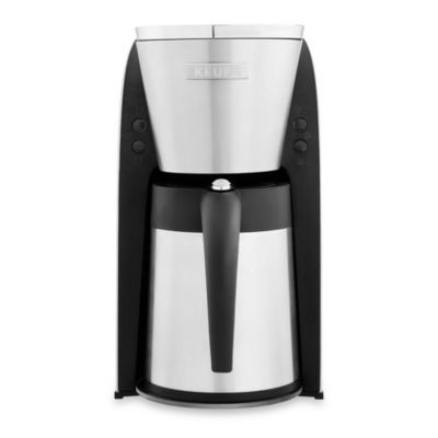 Krups 10-Cup Thermal Coffee Maker - Bed Bath & Beyond