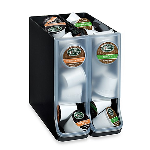 K Cup 174 Storage Dispensers Set Of 2 Bed Bath Amp Beyond