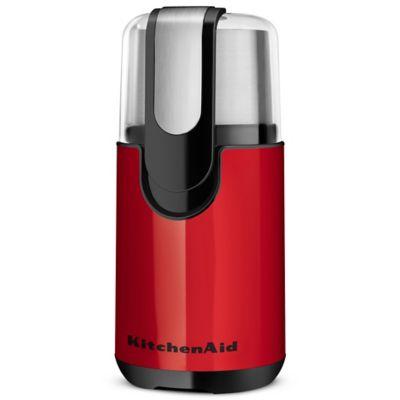 KitchenAid® 4 oz. Blade Coffee Grinder in Red