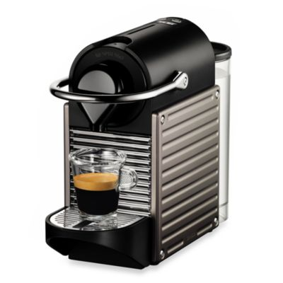 Titanium Single Serve Coffee Makers