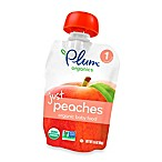 Plum Organics™ Just Fruit Baby Pouch - Peaches