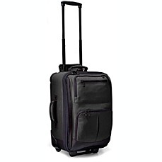 Rick Steves® 26-Inch Roll-About Upright in Black