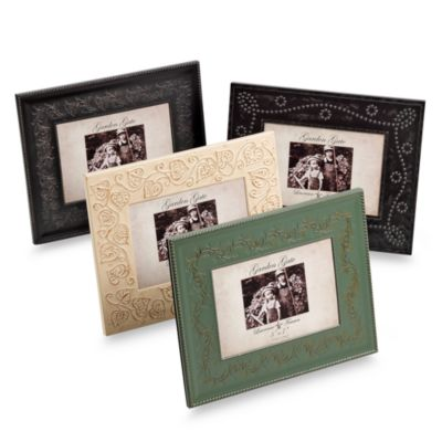 Fred M. Lawrence Garden Gate 5-Inch x 7-Inch Metal Picture Frame