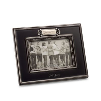 Grasslands Road Picture Frame