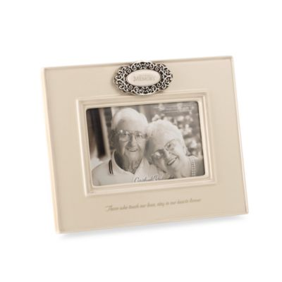 Grasslands Road™ Everything's Relative in Loving Memory 4-Inch x 6-Inch Picture Frame