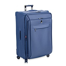 DELSEY Helium X'Pert Lite 3.0 29-Inch Expandable Suiter Trolley in Blue