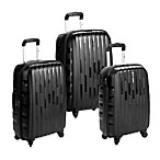 DELSEY Helium Colours Luggage in Black