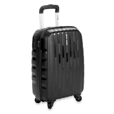 DELSEY Helium Colours Carry-On Spinner in Black