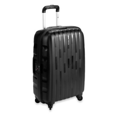 DELSEY Helium Colours 26-Inch Spinner in Black