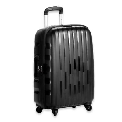 DELSEY Helium Colours 30-Inch Spinner in Black