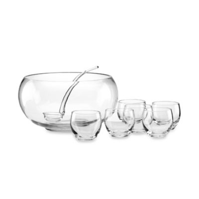 Lenox® Tuscany Classics® 8-Piece Punch Bowl Set